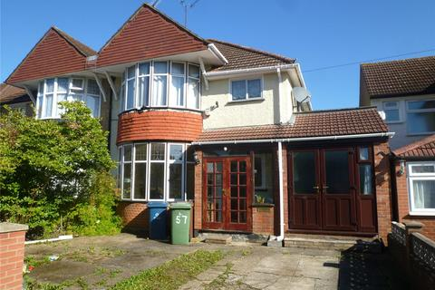 4 bedroom house to rent - Manor Way, Harrow, Middlesex, HA2