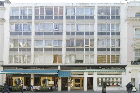Studio to rent - Craven Terrace, London, W2