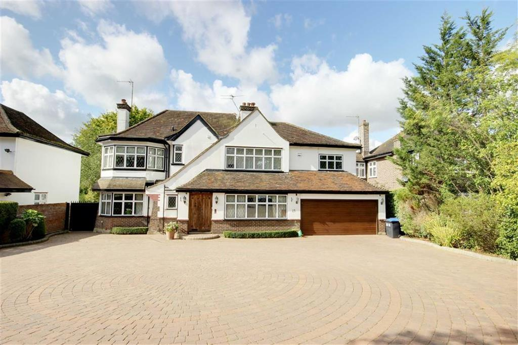 5 Bedrooms Detached House for sale in Great North Road, Brookmans Park, Hertfordshire