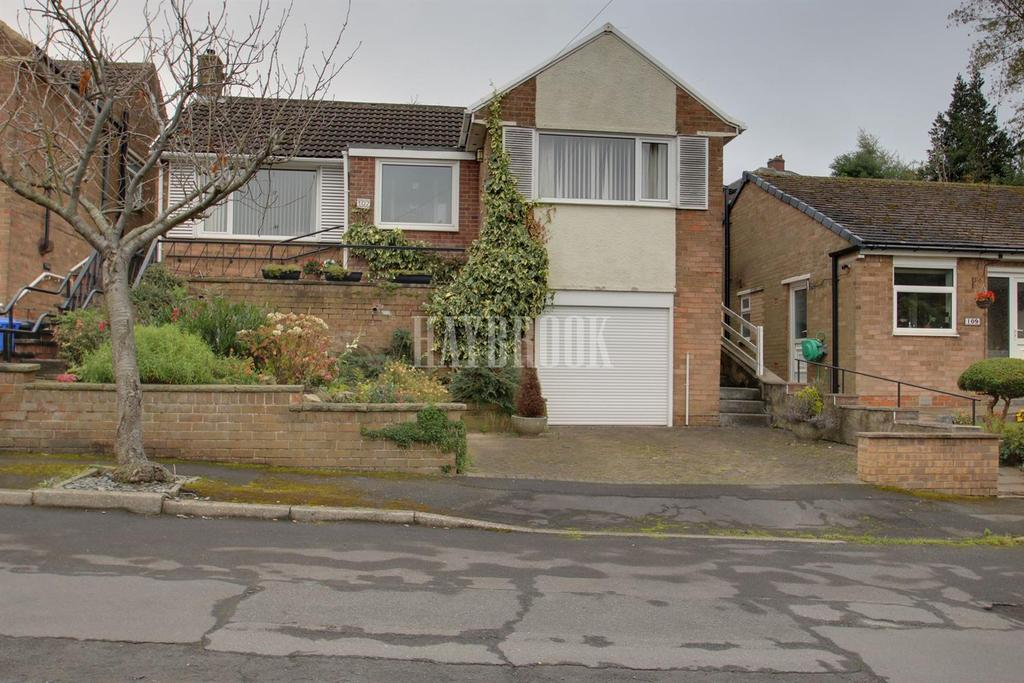 2 Bedrooms Bungalow for sale in Abbey View Road, Norton Lees, Sheffield