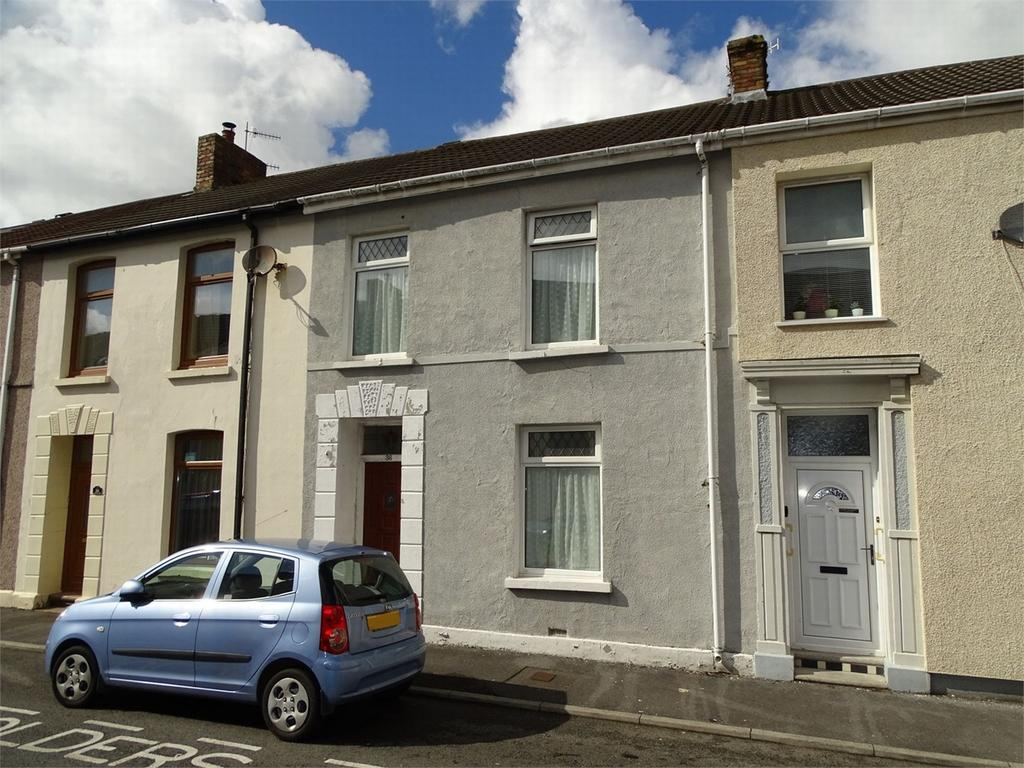 3 Bedrooms Terraced House for sale in 36 Brynmor Road, Llanelli, Carmarthenshire