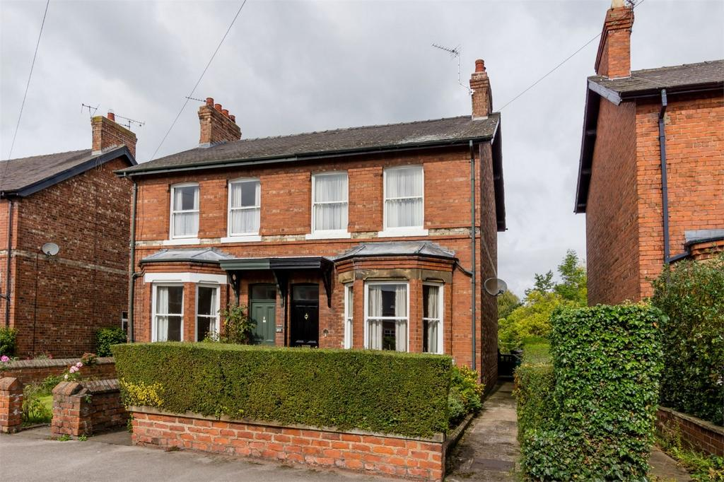3 Bedrooms Semi Detached House for sale in The Village, Strensall, YORK