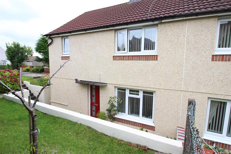 3 Bedrooms Semi Detached House for sale in Pen-Y-Groes, Caerphilly