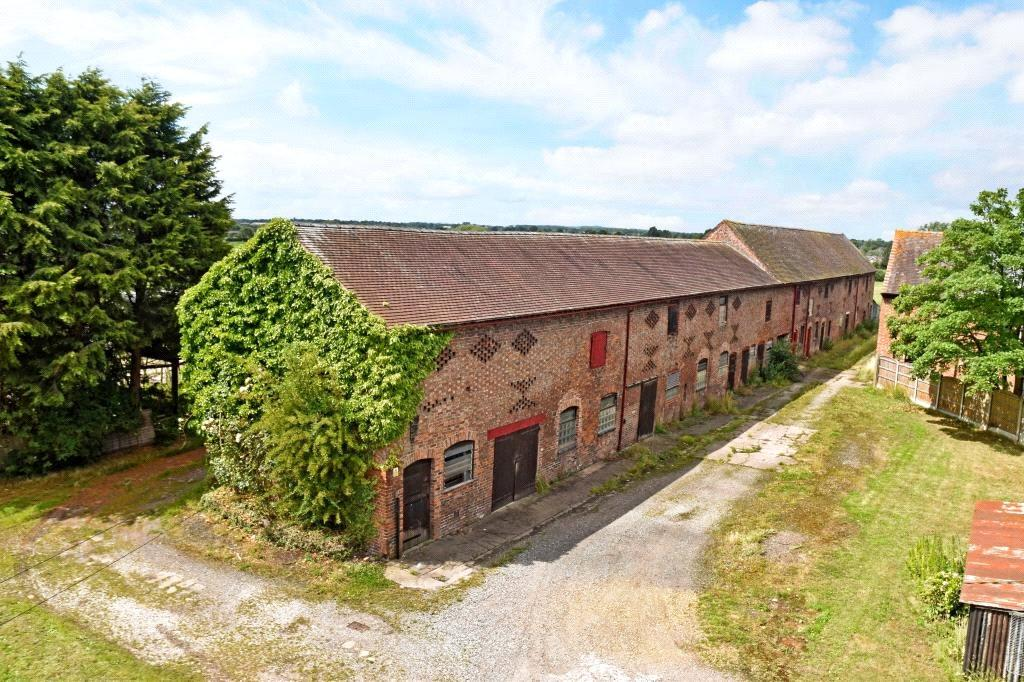Plot Commercial for sale in Batherton, Nantwich, Cheshire