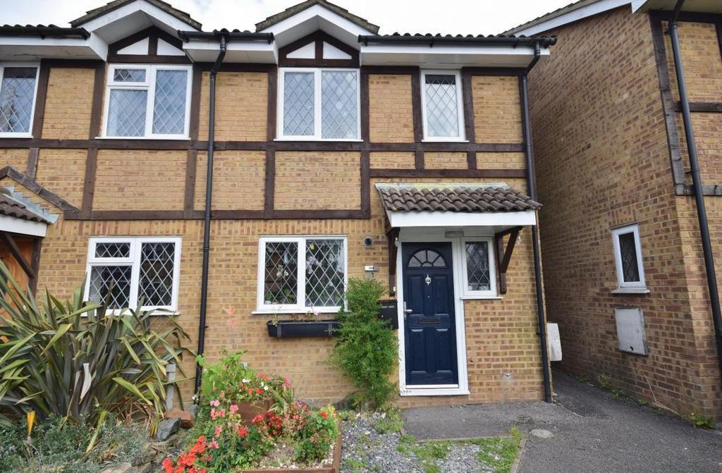 3 Bedrooms Semi Detached House for sale in Hatch Warren , Basingstoke, RG22