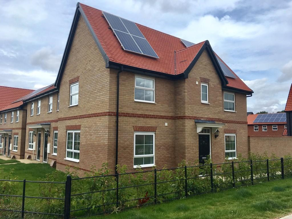 3 Bedrooms End Of Terrace House for sale in Poringland, Norwich, Norfolk