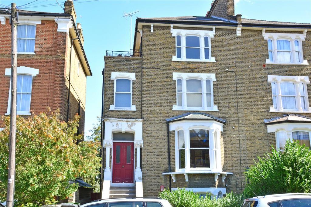 1 Bedroom Flat for sale in Tyrwhitt Road, Brockley, London, SE4