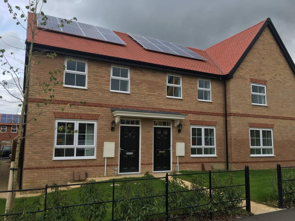2 Bedrooms Terraced House for sale in Poringland, Norwich, Norfolk