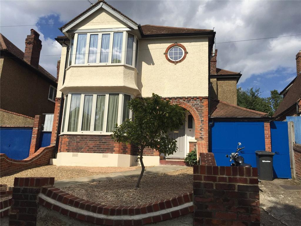 3 Bedrooms Detached House for sale in Marischal Road, Lewisham, London, SE13