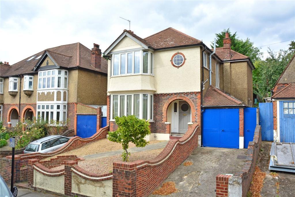 3 Bedrooms Detached House for sale in Marischal Road, Lewisham, London, SE13