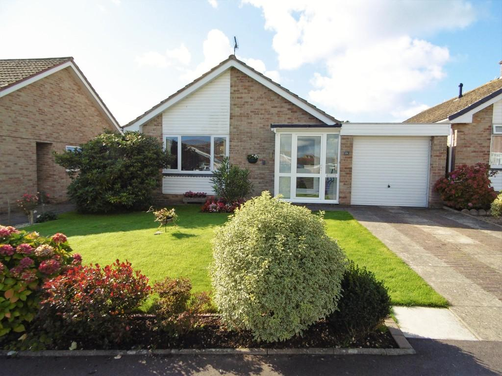 2 Bedrooms Detached Bungalow for sale in Scalwell Park, Seaton