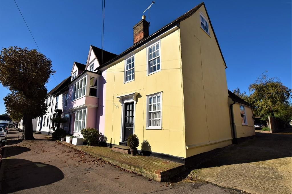 2 Bedrooms End Of Terrace House for sale in Knight Street, Sawbridgeworth