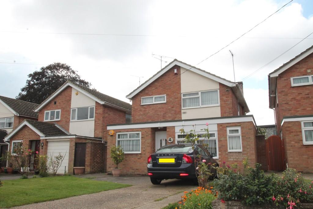 3 Bedrooms Detached House for sale in Sixth Avenue, Chelmsford