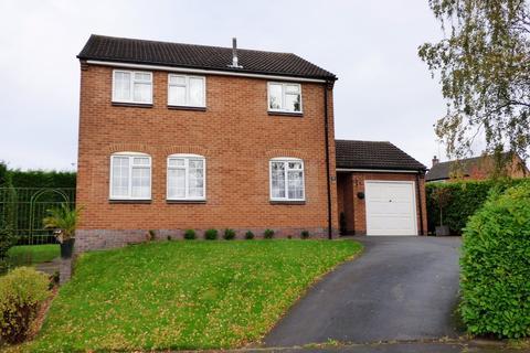 4 bedroom detached house to rent - Clay Street East, Burton Upon Trent