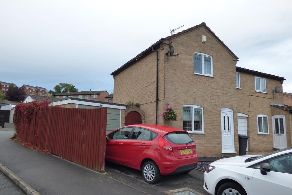 2 Bedrooms Town House for sale in Sefton Close, Stapenhill