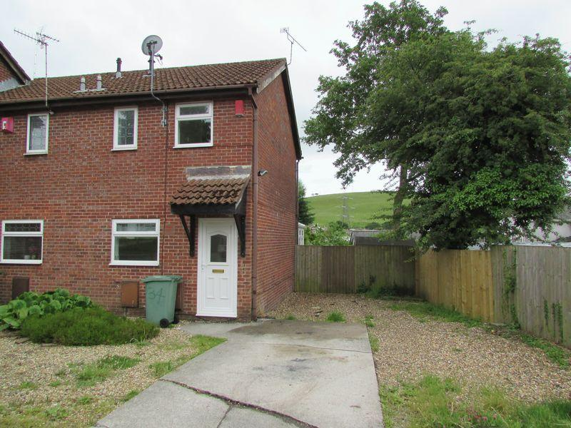 2 Bedrooms End Of Terrace House for sale in Tylcha Ganol, TONYREFAIL CF39 8BX