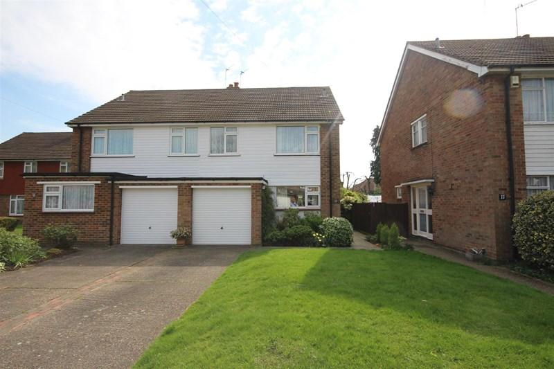 3 Bedrooms Semi Detached House for sale in St. Thomas Court, Bexley, DA5 1AU