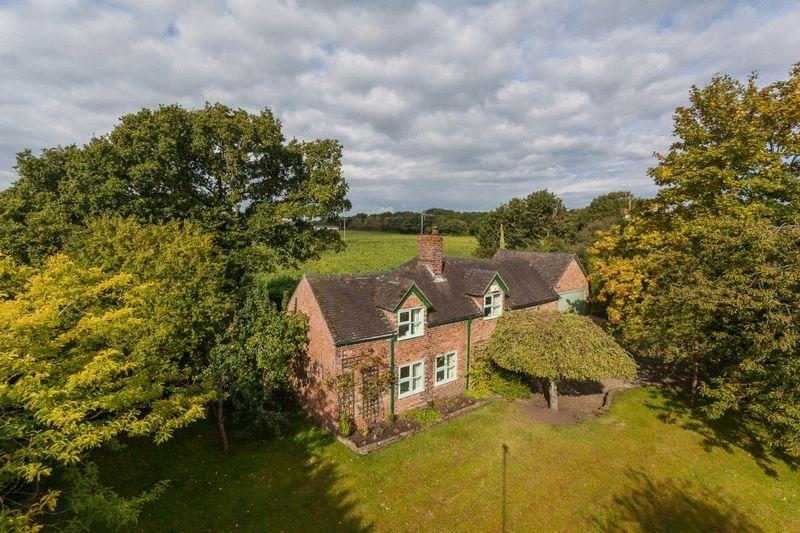3 Bedrooms Unique Property for sale in Newtown, Sound near Nantwich