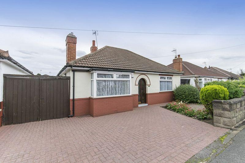 3 Bedrooms Detached Bungalow for sale in FIELD LANE, ALVASTON