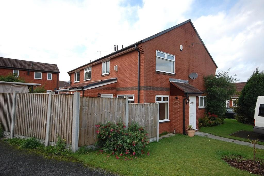 1 Bedroom Terraced House for sale in Morrissey Close, Eccleston, St. Helens