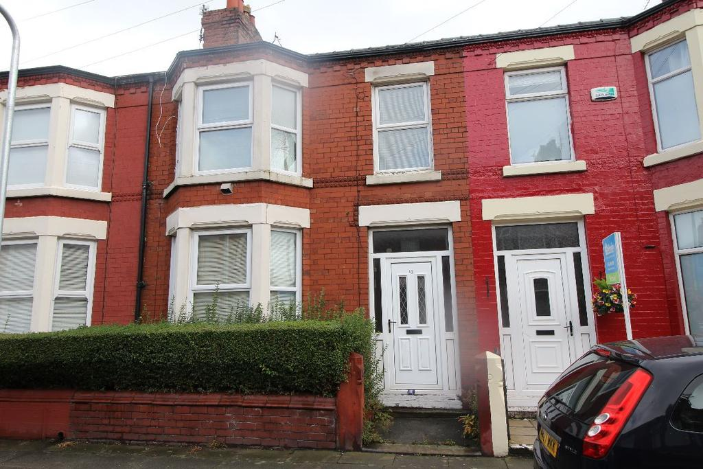 3 Bedrooms Terraced House for sale in 43 Jonville Road