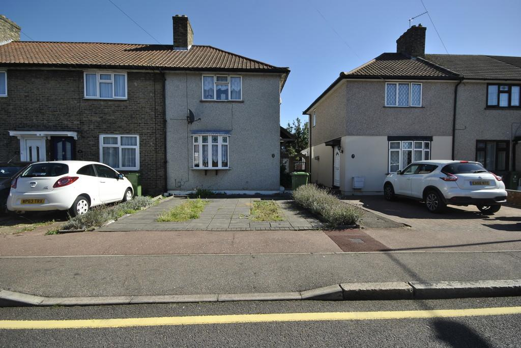 2 Bedrooms End Of Terrace House for sale in Haresfield Road, Dagenham
