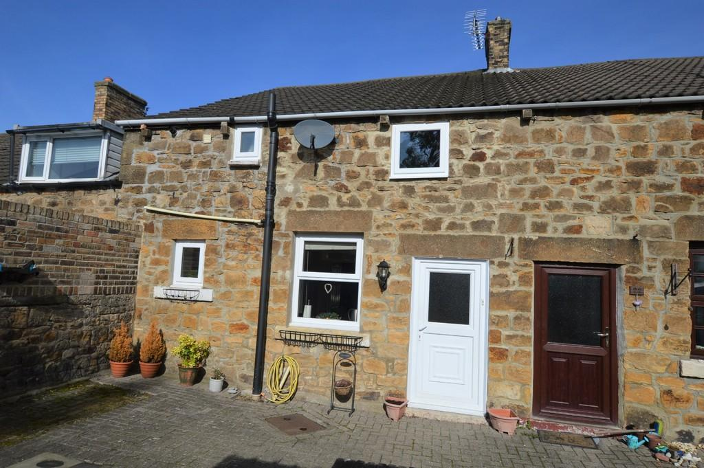 3 Bedrooms Terraced House for sale in Prospect Tce, Prudhoe