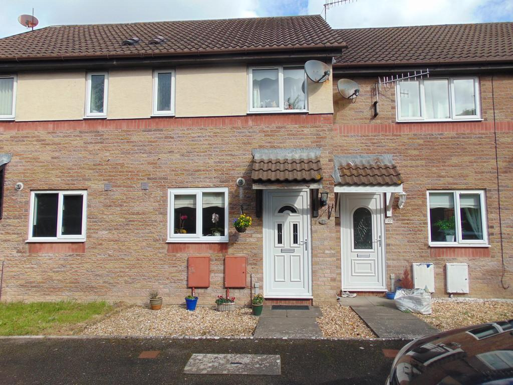 2 Bedrooms Terraced House for sale in Llwyncyfarthwch, Llanelli