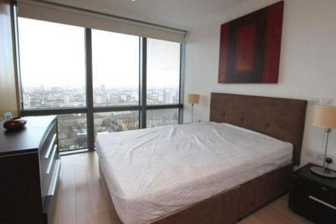 2 bedroom flat to rent - One West India Quay,Hertsmere Road, London E14