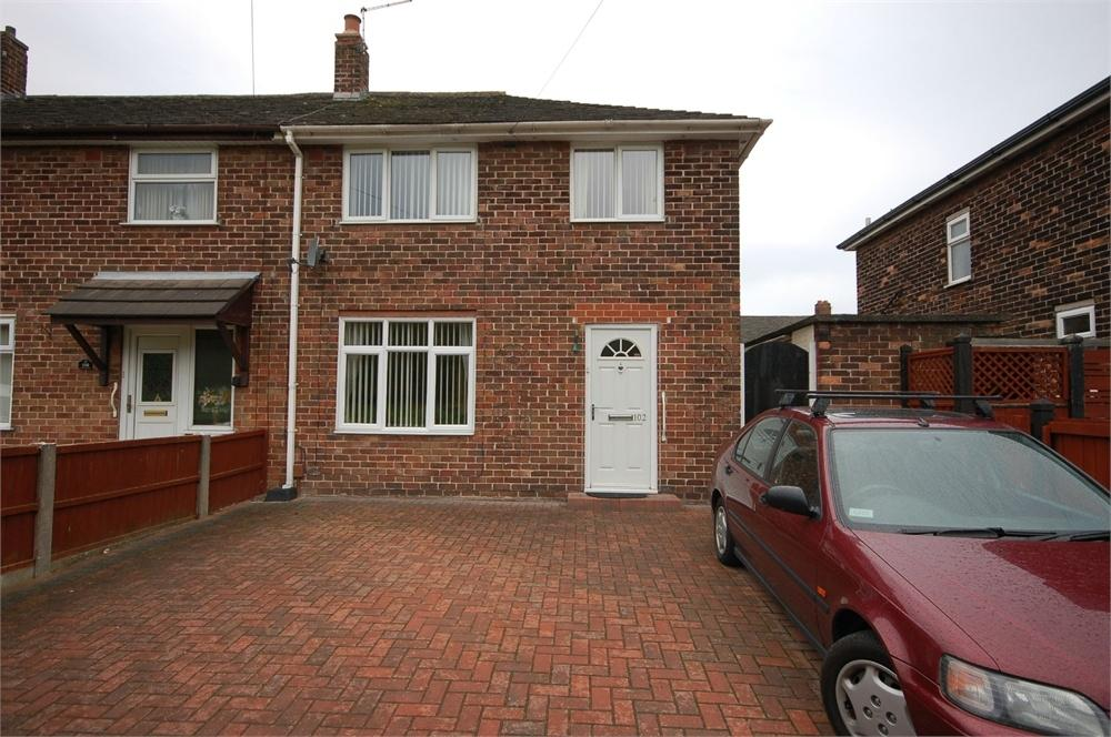 3 Bedrooms End Of Terrace House for sale in Ashtons Green Drive, Ashtons Green, St Helens, Merseyside
