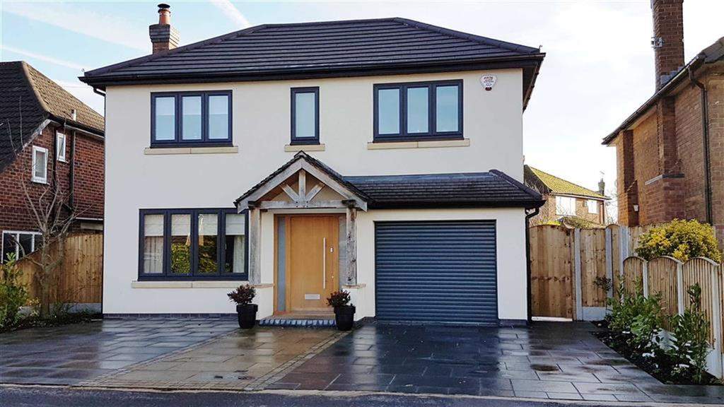 4 Bedrooms Detached House for sale in St Johns Road, Wilmslow