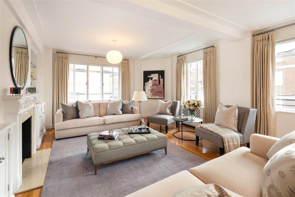 3 Bedrooms Flat for sale in Whitelands House, Cheltenham Terrace, Chelsea, London, SW3