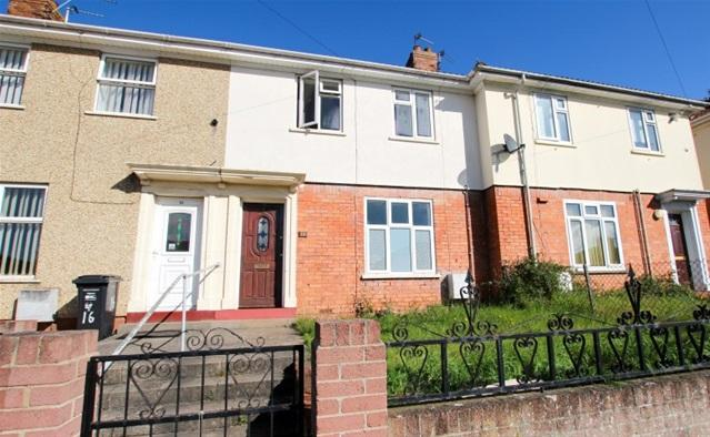 3 Bedrooms Terraced House for sale in Gloucester Road, Bridgwater