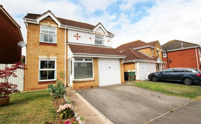 4 Bedrooms Detached House for sale in Brownings Road, Cannington, Bridgwater