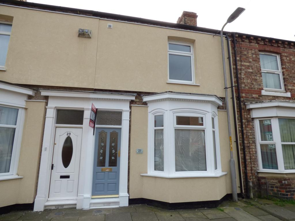 2 Bedrooms Terraced House for sale in Stavordale Road, Stockton-On-Tees, TS19