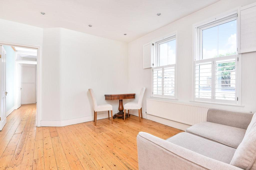 1 Bedroom Flat for sale in Weir Road, Balham