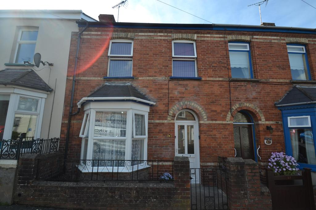 2 Bedrooms Terraced House for sale in Victoria Street, Barnstaple