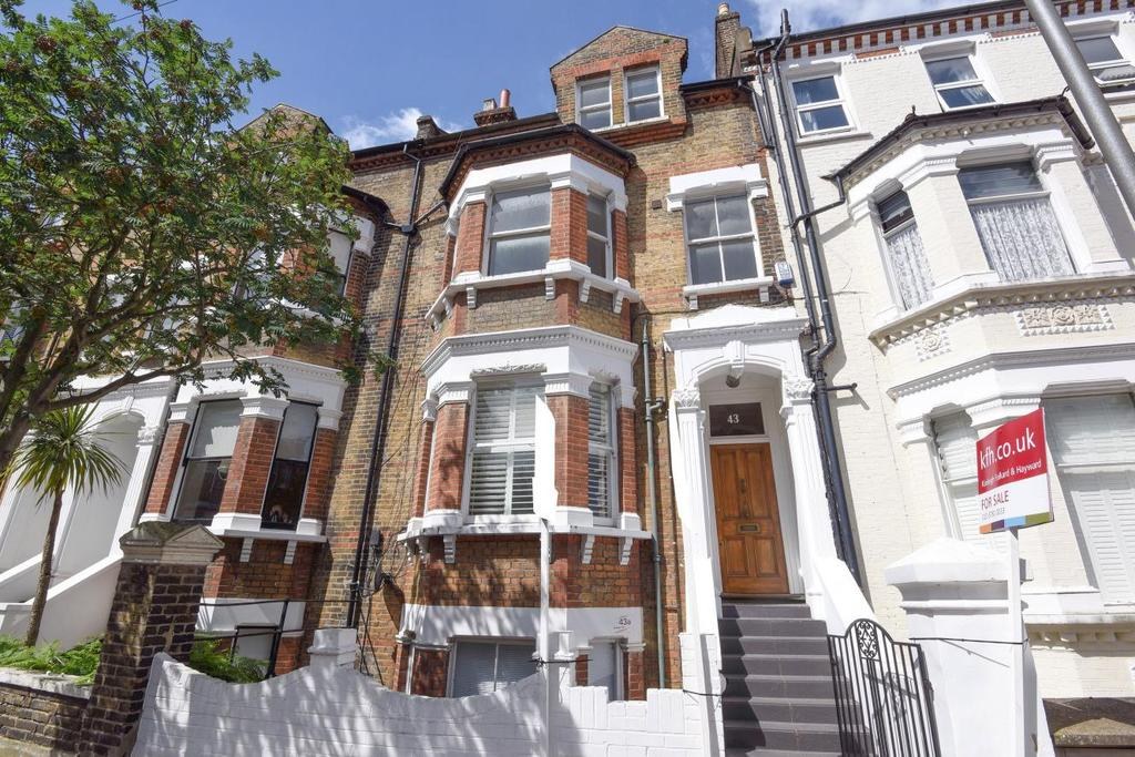 4 Bedrooms Terraced House for sale in Schubert Road, Putney
