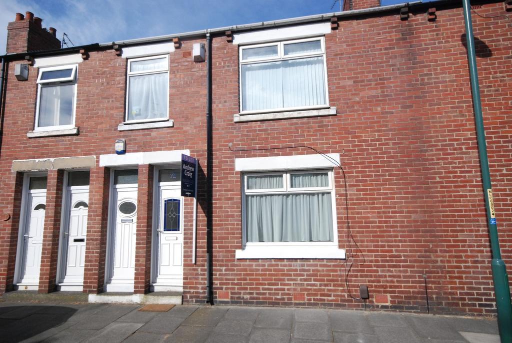 2 Bedrooms Flat for sale in Collingwood Street, Hebburn