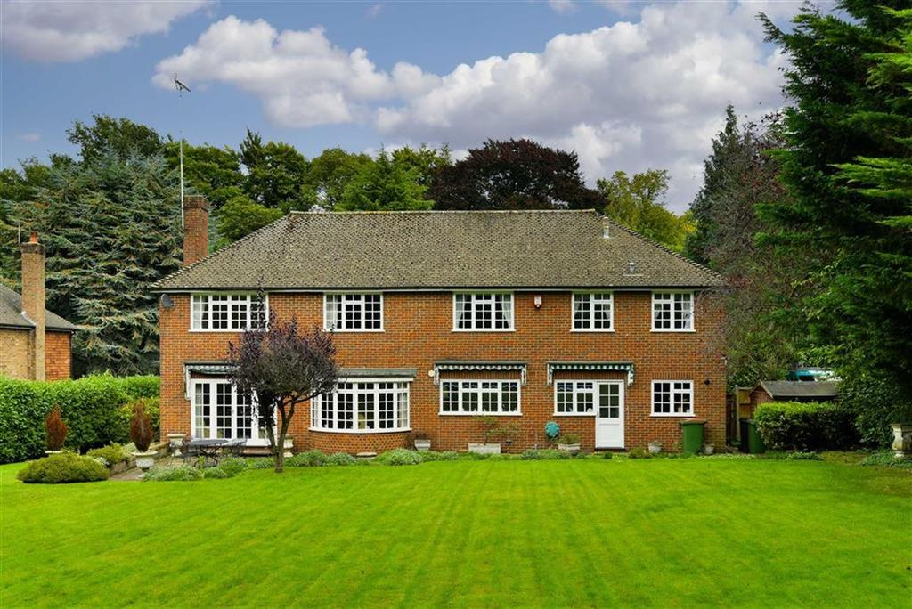 5 Bedrooms Detached House for sale in Tanners Dean, Leatherhead, Surrey