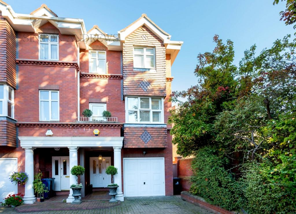 4 Bedrooms House for sale in Magnolia Place, Montpelier Road, W5