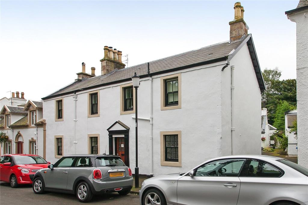 2 Bedrooms Apartment Flat for sale in Montgomery Square, Eaglesham, Glasgow, Lanarkshire