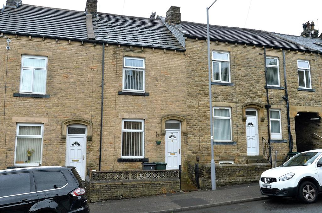 3 Bedrooms Terraced House for sale in Wightman Street, Bradford, West Yorkshire, BD3