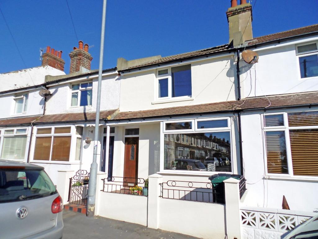 3 Bedrooms Terraced House for sale in Eastbrook Road Portslade East Sussex BN41