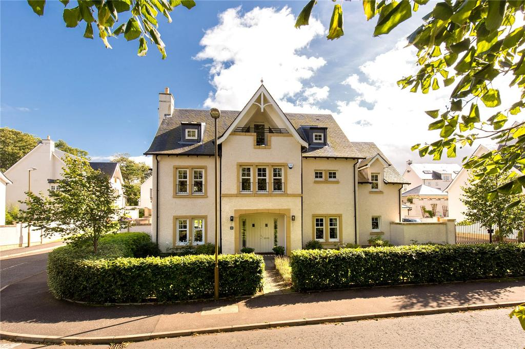 5 Bedrooms Detached House for sale in Redhall House Drive, Edinburgh, Midlothian