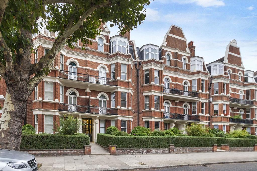 3 Bedrooms Flat for sale in Elgin Mansions, Elgin Avenue, London