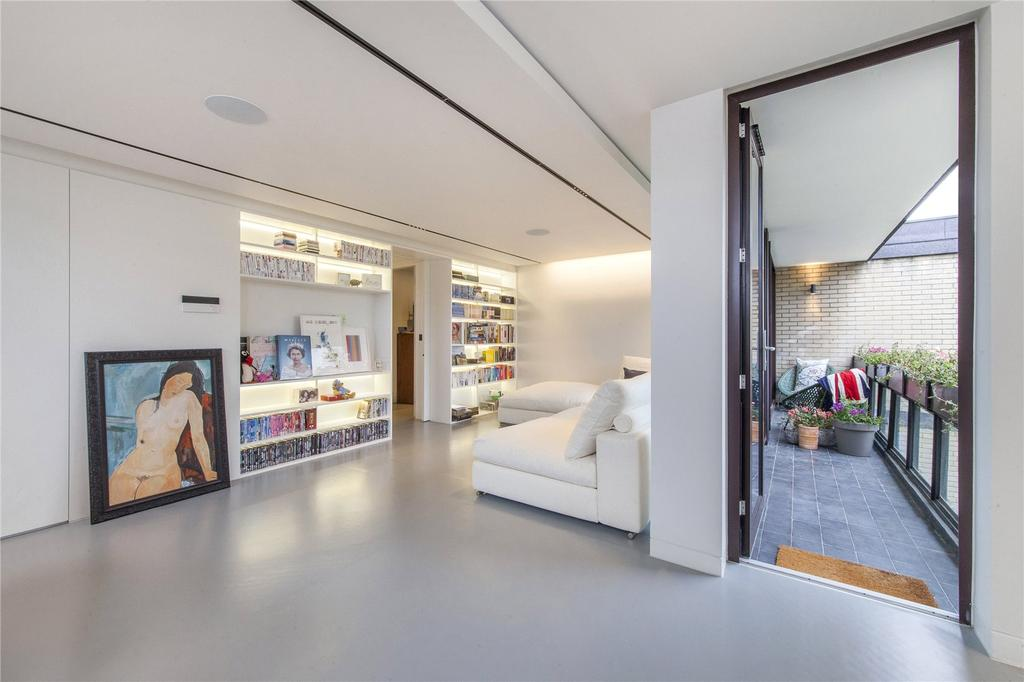 1 Bedroom Flat for sale in Copper Beech, North Grove, Highgate Village, London