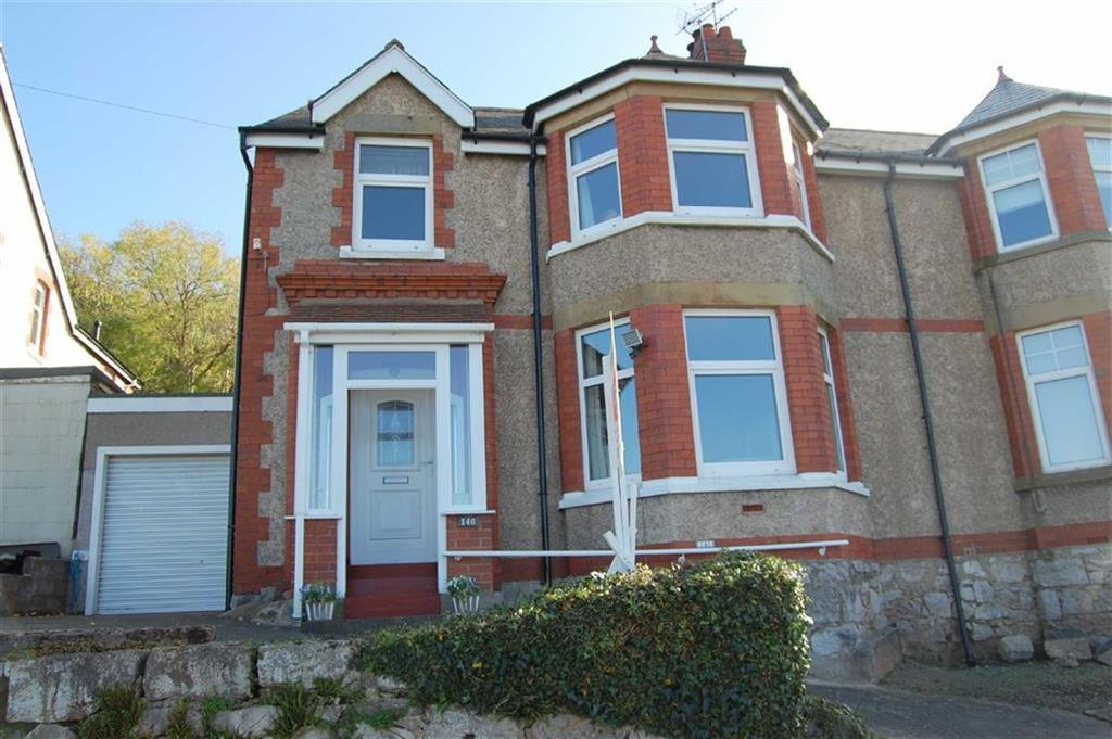 4 Bedrooms Semi Detached House for sale in Dinerth Road, Rhos On Sea, Colwyn Bay