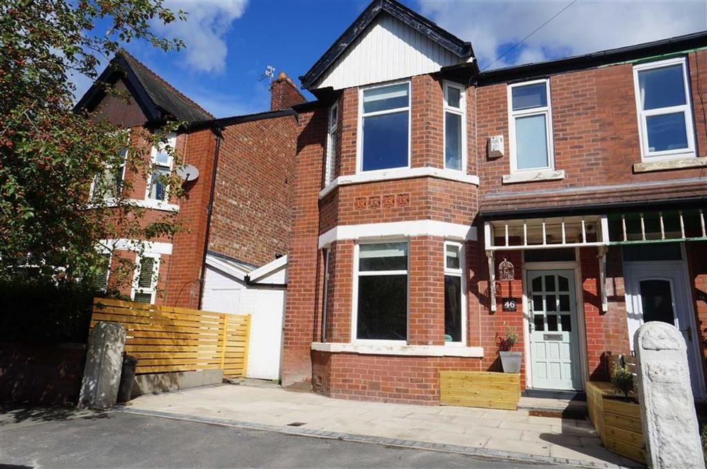 4 Bedrooms End Of Terrace House for sale in Nicolas Road, Chorlton, Manchester, M21