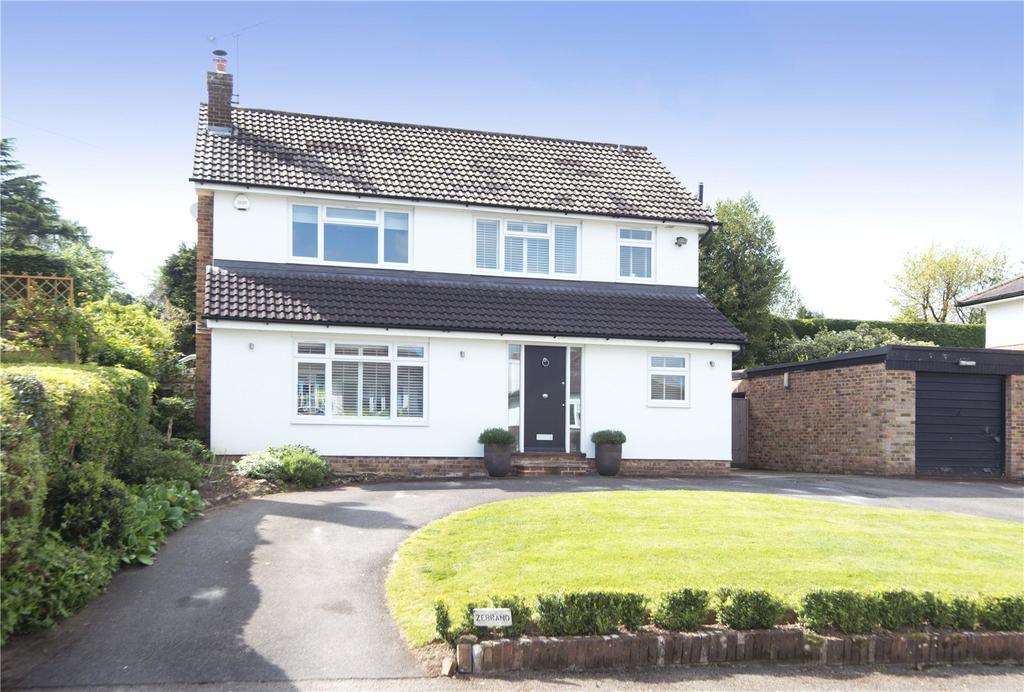3 Bedrooms Detached House for sale in Greenwood Way, Sevenoaks, Kent, TN13